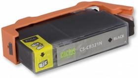 Картридж CACTUS CS-CB321N(CS-CB321) черный