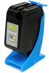 Картридж CACTUS CS-C6578A №78, многоцветный