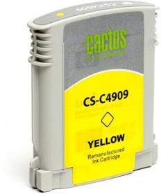 Картридж CACTUS CS-C4909 №940, желтый