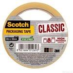 C5050F6T, Лента клейкая упаковочная Scotch Classic ХОТ МЕЛТ ...