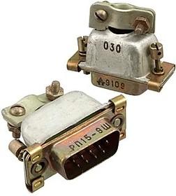 РП15-9 ШК, Вилка на кабель с кожухом
