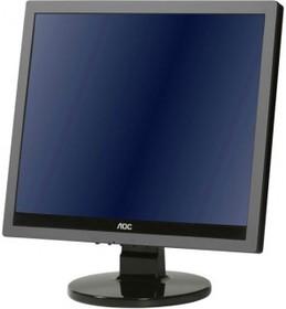"""Монитор ЖК AOC Professional e719sda(/01) 17"""", серебристый и черный"""