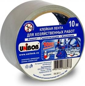 лента армированная клейкая unibob 48мм х 10м