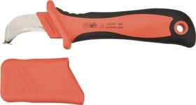 01-551, Нож для снятия изоляции, высоковольтный 190мм, 1000В
