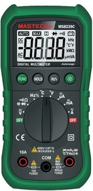 MS8239C, Мультиметр цифровой