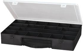 79R163, Ящик для крепежа (органайзер) 36 x 25 x 5,5 см