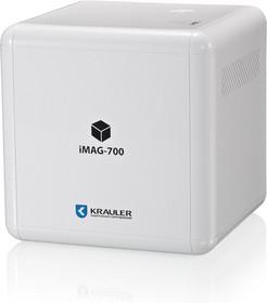 Фото 1/2 iMAG-700, Источник бесперебойного питания (ИБП/UPS), 700ВА/350Вт, Schuko, offline, белый