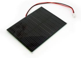 1W Solar Panel 80X100, Солнечная панель 5.5В 170мА