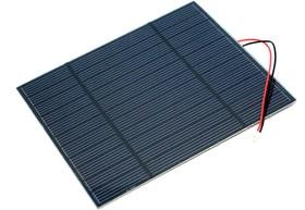 3W Solar Panel 138X160, Солнечная панель 5.5В 540мА