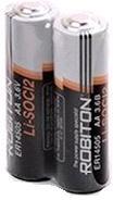 ER14505 AA, Элемент питания литиевый 2400мАч (LSC2400-AA-3.6V)(1шт)