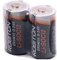 ER34615 D SR2 (11618), Элемент питания литиевый 19000мАч (LSC19000-D-3.6V)(1шт)