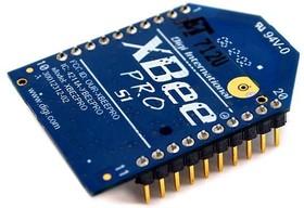 Фото 1/2 XBP24-API-001 (XBee-PRO с чип-антенной), Модуль для беспроводной передачи данных по стандарту ZigBee