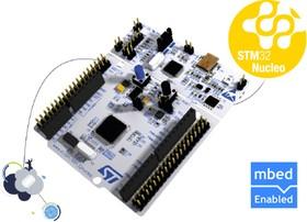 NUCLEO-F030R8, Отладочная плата на базе STM32F030R8T6 со встроенным ST-LINK/V2 и поддержкой Arduino