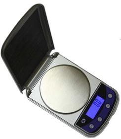 Фото 1/2 ML-A02(01) (72-1002), Весы электронные, миниатюрные 500г/0.1г