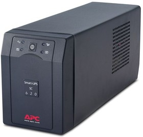 Фото 1/2 SC620I, Smart-UPS SC, Line-Interactive, 620VA / 390W, Tower, IEC, Serial