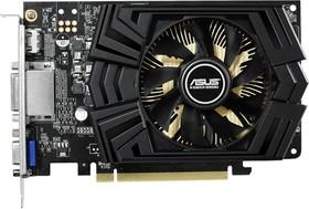 Видеокарта ASUS GeForce GTX 750 Ti, GTX750TI-PH-2GD5, 2Гб, GDDR5, Ret