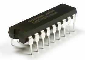 TD62783APG, Драйверы вакуумных флуоресцентных индикаторов, 8-ми канальный, 50В/0.5А, [DIP-18]