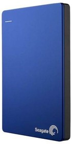 Внешний жесткий диск SEAGATE Backup Plus Slim STDR2000202, 2Тб, синий