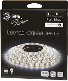 Фото 1/2 LS5050-60LED-IP65-WW, Лента светодиодная (цвет теплый белый), 14.4Вт/м, цена за катушку 5м