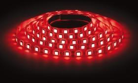 LS3528-60LED-IP65-R, Лента светодиодная (цвет красный), 4.8Вт/м, цена за катушку 5м