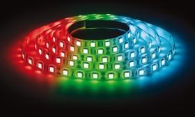LS5050-60LED-IP20-RGB, Лента светодиодная (RGB), 14.4Вт/м, цена за катушку 5м