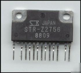 STRZ2756, ШИМ-контроллер импульсных БП