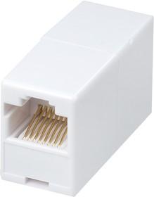06-0111-A (03-0101-01), Проходник компьютерный 8Р-8С RJ-45 | купить в розницу и оптом