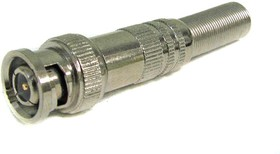 05-3073-01, Штекер BNC под винт с пружиной