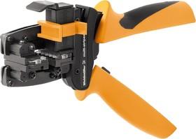 Фото 1/2 multi-stripax 6-16, Стриппер для снятия изоляции и резки кабеля 6-16 кв.мм