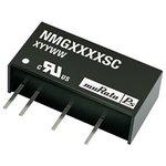 Фото 2/2 NMG0515SC, Module DC-DC 5VIN 1-OUT 15V 0.133A 2W 4-Pin SIP Tube