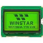 Индикатор-ЖКИ WG12864A-YYH-V#N