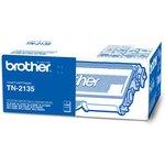 Фото 2/3 Картридж лазерный Brother TN2135 черный (1500стр.) для Brother HL2140/2150/2170/ DCP7030/7032/ 7040/7045/ MFC7320/7440/7840