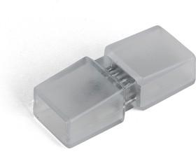 Фото 1/2 Переходник для ленты 220V 5050 RGB / Соединитель электрический нов (10pkt)