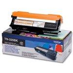 Картридж лазерный Brother TN320BK черный (2500стр.) для ...