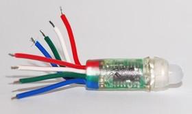 L-1DRGB, Модуль светодиодный (пиксель) RGB 3шт, 5В