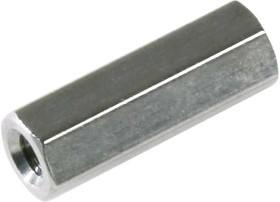 PCHSS-25 (Ni), Стойка для п/плат,шестигр., латунь, М3, 25мм, никелированные