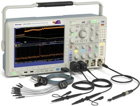 MDO4034B-3, Осциллограф смешанных сигналов с анализатором спектра, 4 канала x 350МГц (Госреестр)