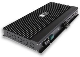 Усилитель автомобильный KICX RTS 4.100, черный