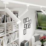 Фото 3/7 LTB28 / Светильник потолочный светодиодный Oskar Белый 10W 4200K