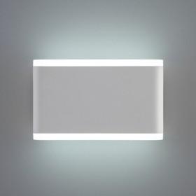 Фото 1/3 1505 TECHNO LED/ Светильник садово-парковый со светодиодами COVER белый