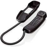 Телефон проводной Gigaset DA210 RUS черный