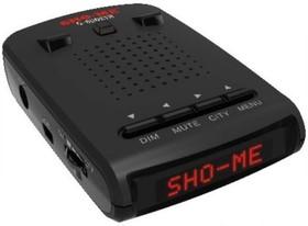 Радар-детектор SHO-ME G-900 STR red, черный