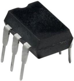 Фото 1/4 4N36, Оптопара транзисторная, 1 канал, 50 мА, 5 кВ, 100 %, DIP-6