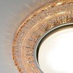 Фото 4/4 3028 GX53 / Светильник встраиваемый GC тонированный