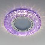 Фото 3/6 2225 MR16 / Светильник встраиваемый PU фиолетовый