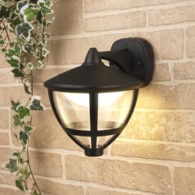 Фото 1/6 GL LED 3001D / Светильник садово-парковый со светодиодами Gala D черный (GL LED 3001D)