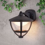 Фото 2/6 GL LED 3001D / Светильник садово-парковый со светодиодами Gala D черный (GL LED 3001D)