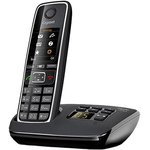 Р/Телефон Dect Gigaset C530A черный автооветчик АОН