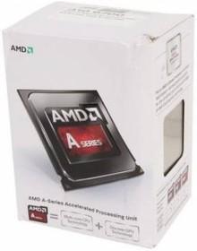 Процессор AMD A4 6300, SocketFM2 BOX [ad6300okhlbox]