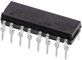 Фото 1/2 ILQ55, Optocoupler DC-IN 4-CH Darlington DC-OUT 16-Pin PDIP